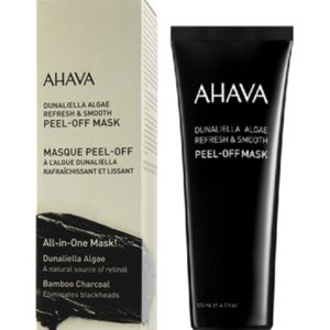 AHAVA Dunaliella Algae Hydrating Face Mask-NEW!